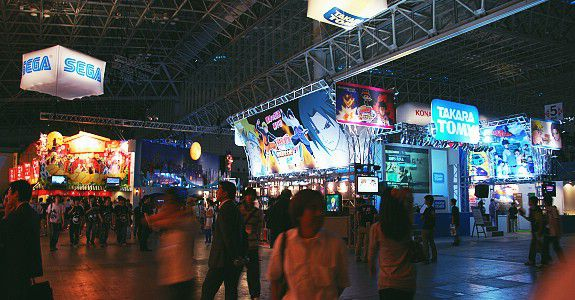 Tokyo Game Show 2014 Cyberport
