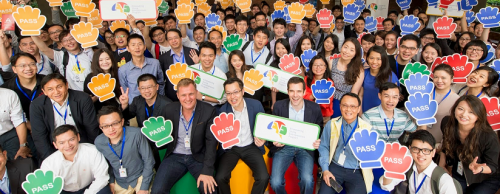 40 Startup Teams Move onto Mentoring Stage of Google EYE and CUHK Program