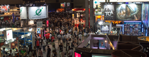 Cyberport Collaboration Centre invites Hong Kong startups to join Tokyo Game Show 2014