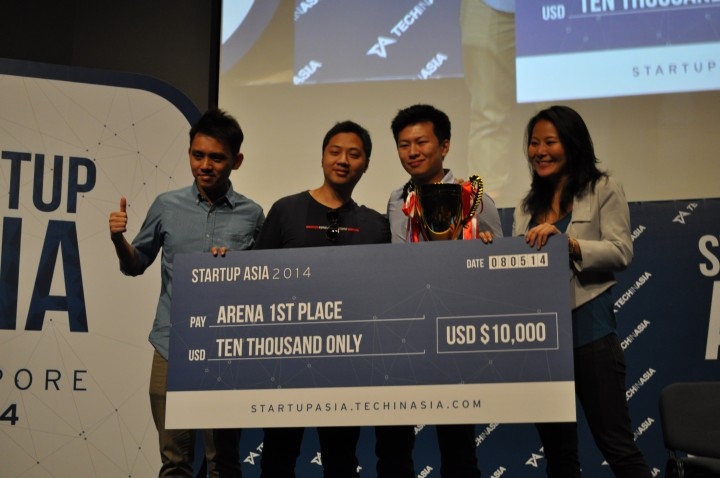 Bindo wins Startup Arena and raises $1.8M in seed funding