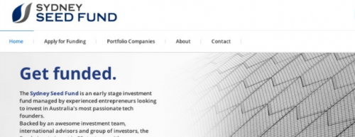 Sydney Seed Fund Raises US$1.8M, Scouting for Startups
