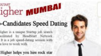 28 Startups, 80 Applicants and one Speed Dating Session