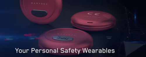 WaryBee, the Wearable that Keeps Victims Locatable