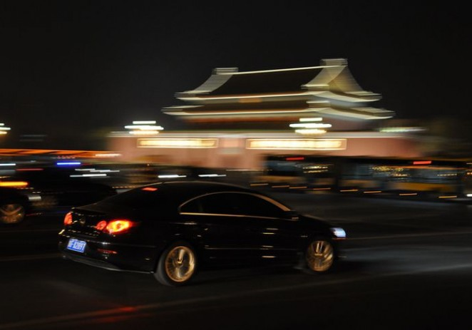 Uber tries something new in Beijing with launch of not-for-profit ridesharing