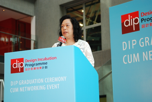 Janet Chu, Assistant Head of Create Hong Kong