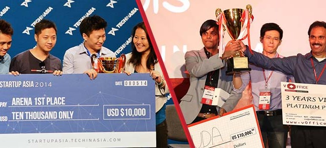 Startup Arena heads back to Jakarta, along with $10,000 cash prize