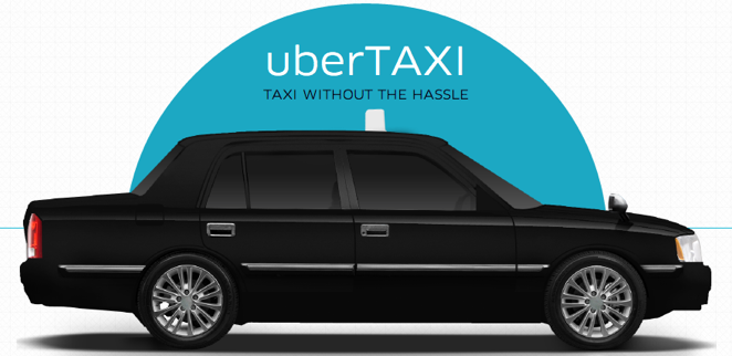 Car-on-demand company Uber unveils world's first UberTaxiLux in Tokyo