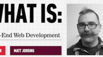 5 Things to Know: What's Back-End Web Development?