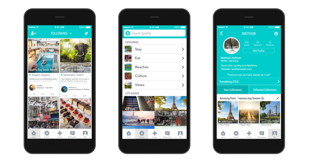 Hong Kong-based Social Travel App Spottly Raised US$850K