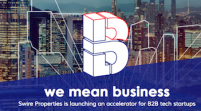 Swire Properties Launches 'blueprint' Accelerator, Apply Before Nov 20th