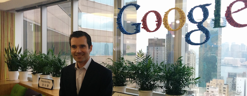 Google HK Managing Director Dominic Talks About Mobile