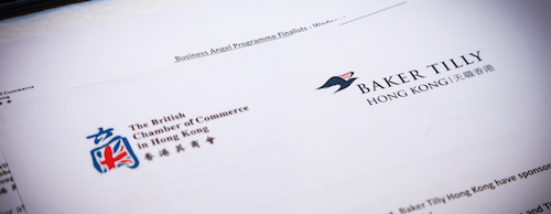 Raise Money From British Chamber's Business Angel Programme