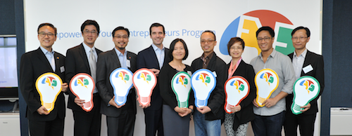 "Google and CUHK Challenge Hong Kong to ""The 2% Mission"""