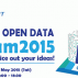 Cyberport OPEN DATA IdeaJam 2015 Now Open for Regristration
