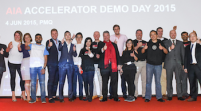 AIA Launches Second Phase of Their Accelerator Programme