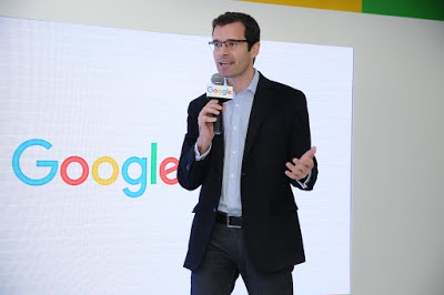 Dominic Allon, Managing Director of Google Hong Kong