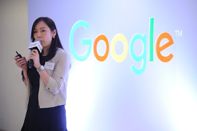 Nancy Ting, SMB Marketing Manager at Google Hong Kong