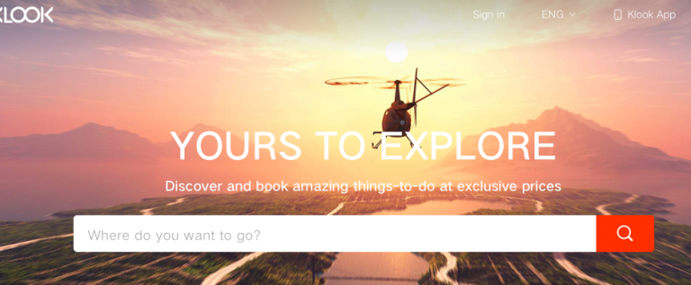 HK Startup Klook Travel Secures US$5M Series A Funding
