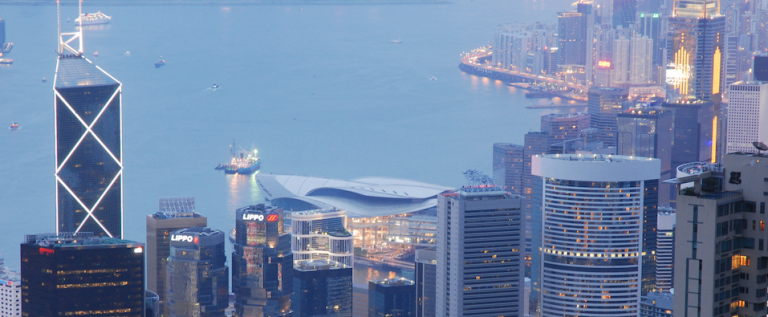 HK is the World's Top 5 Fastest Growing Startup Hub