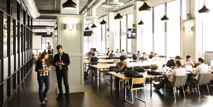 Co-Working Space Wework Coming to HK this Year
