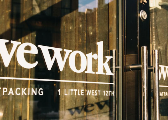 WeWork First Hong Kong Location in Causeway Bay
