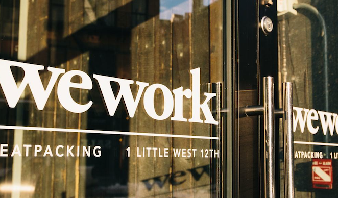 WeWork Announces Second Location in HK