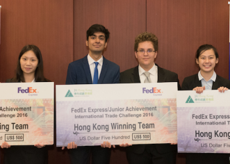 HK Students Created a Home Fitness Business in Iran
