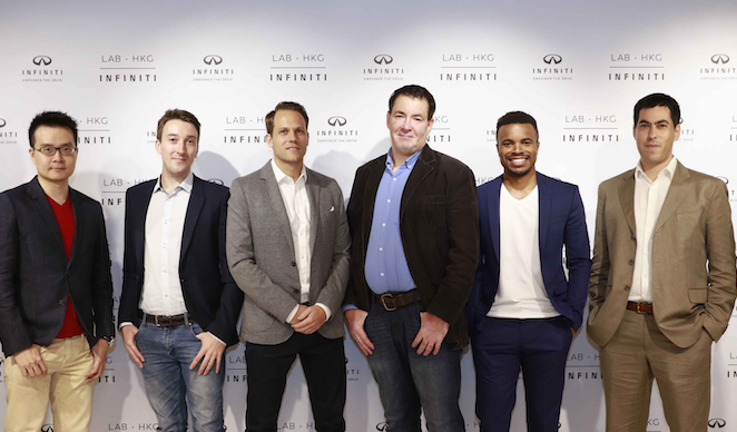 "Infiniti and Nest Kick Off ""Infiniti Accelerator 2.0"" Program"
