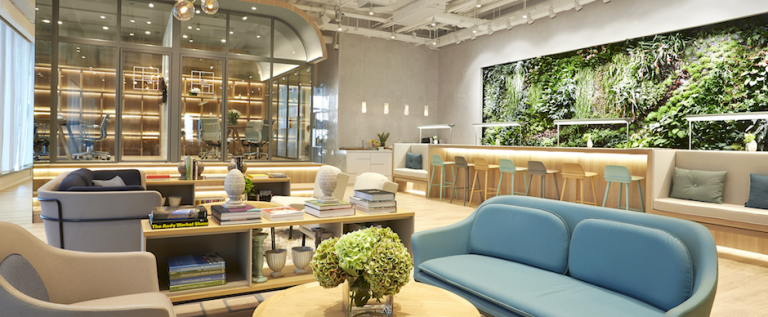 The Work Project: New Startup Workspace in Causeway Bay