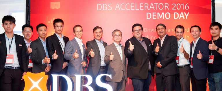 7 Startups Headlines DBS Accelerator Demo Day