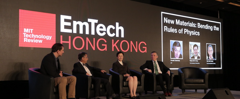 World's Leaders and Innovators Converged at EmTech HK