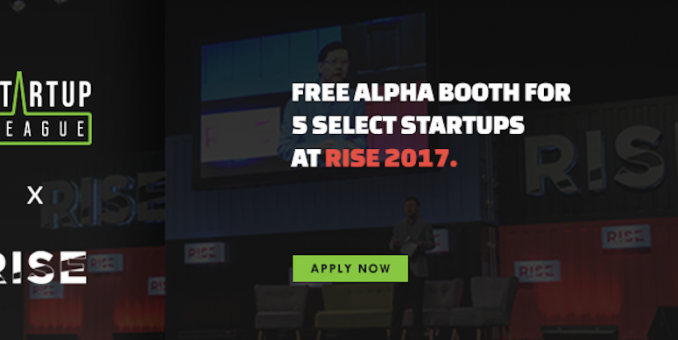 Startup League Partner with RISE to Support Startups