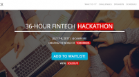 Societe Generale and WHub FinHACK Jul 7-9