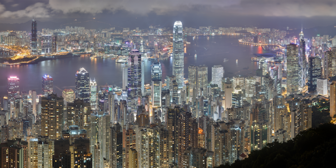 HK's Flexible Workspace Market Doubled in Size in Two Years