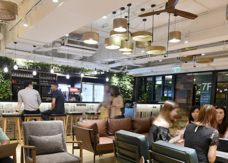 Asia's Biggest Co-Working Brand naked Hub Arrives HK
