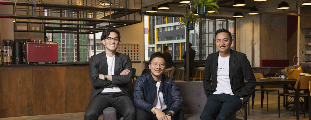Fireside Chat with Campfire Co-Founder Wang Tse